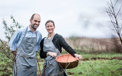 Høstet: Det kan være farligt at tage til Bornholm…